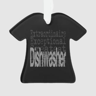 Dishwasher Extraordinaire Ornament