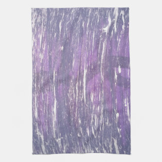 Disillusioned Kitchen | Plum Grape Purple Silver | Kitchen Towel