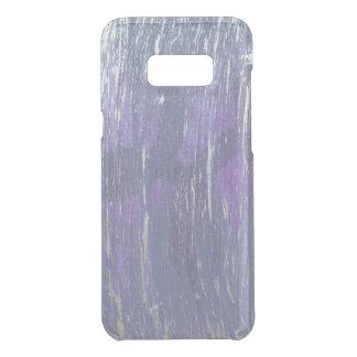 Disillusioned Tech   Violet Plum Purple Silver   Uncommon Samsung Galaxy S8 Plus Case