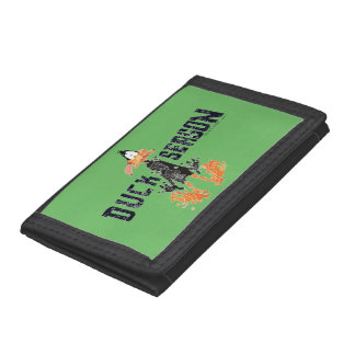 "Disintegrated DAFFY DUCK™ ""Duck Season"" Tri-fold Wallets"