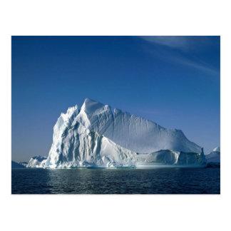 Disko Bay, Greenland Postcard