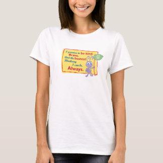 Disney A Bug's Life Princess Dot Motto T-Shirt