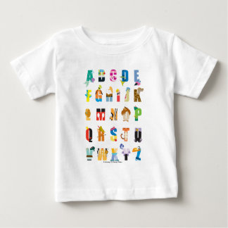 Disney Alphabet Mania Baby T-Shirt