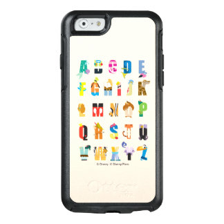 Disney Alphabet Mania OtterBox iPhone 6/6s Case