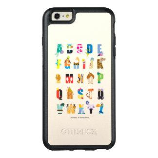 Disney Alphabet Mania OtterBox iPhone 6/6s Plus Case