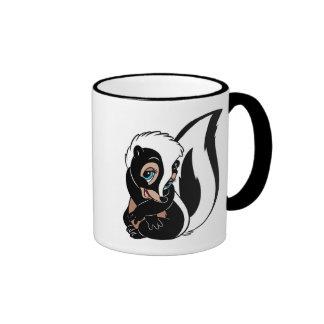 Disney Bambi Flower sitting Ringer Mug
