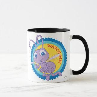 Disney Bug's Life Princess Dot flying. Mug