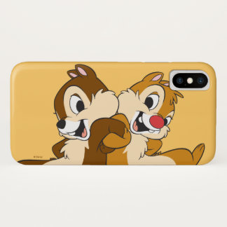 Disney Chip 'n' Dale iPhone X Case