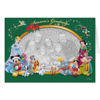 Disney Classics: Season's Greetings Card