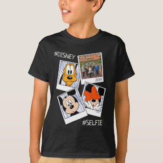 Disney Family Vacation #Selfie   Mickey & Friends T-Shirt