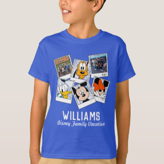 Disney Family Vacation Selfies   Mickey & Friends T-Shirt