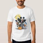 Disney Halloween Mickey et amis Tshirts