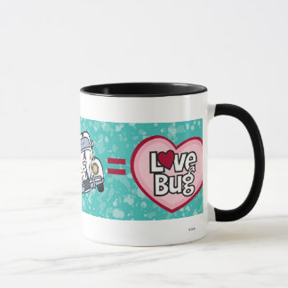 Disney Herbie The Love Bug Mug