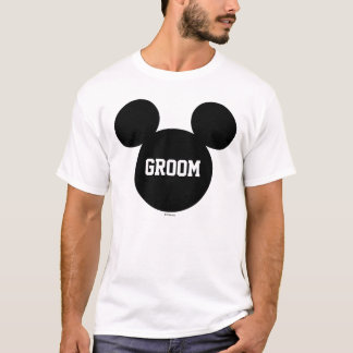 Disney Honeymoon - Mickey | Groom T-Shirt