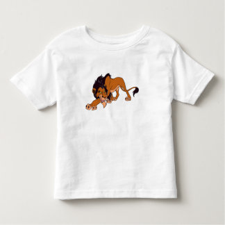 Disney Lion King Scar Toddler T-shirt