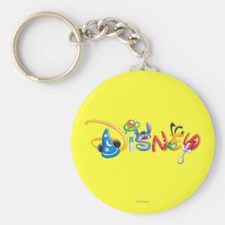 Disney Logo | Boy Characters Keychain