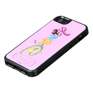 Disney Logo | Girl Characters OtterBox iPhone 5/5s/SE Case