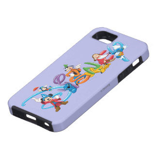 Disney Logo | Mickey and Friends iPhone 5 Cover