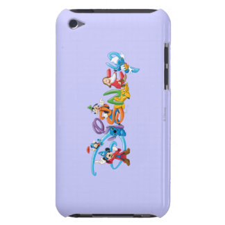 Disney Logo | Mickey and Friends iPod Touch Covers