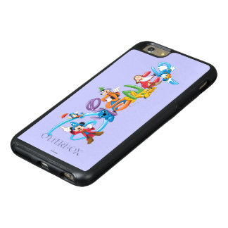Disney Logo   Mickey and Friends OtterBox iPhone 6/6s Plus Case