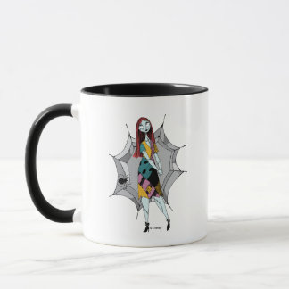 Disney Nightmare Before Christmas Sally Mug