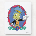 Disney Pinocchio Jiminy Cricket  Mouse Pad