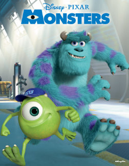 Disney Pixar S Monsters Official Merchandise At Zazzle