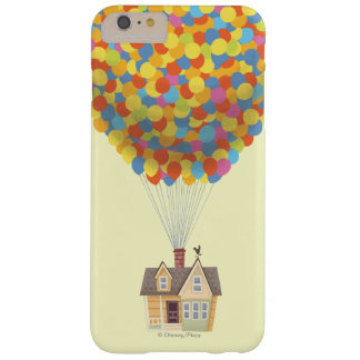 Disney Pixar UP   Balloon House Pastel Barely There iPhone 6 Plus Case