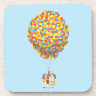 Disney Pixar UP | Balloon House Pastel Coaster