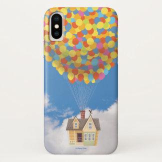 Disney Pixar UP   Balloon House Pastel iPhone X Case