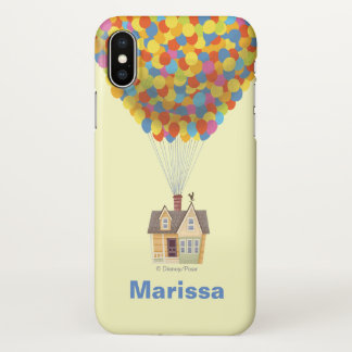 Disney Pixar UP | Balloon House Pastel iPhone X Case