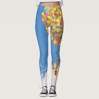Disney Pixar UP | Balloon House Pastel Leggings