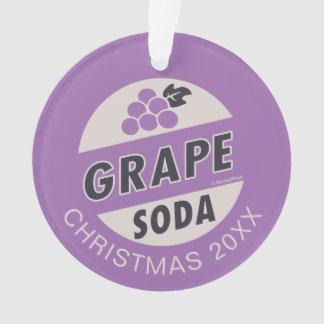 Disney Pixar Up Wedding | Grape Soda Ornament