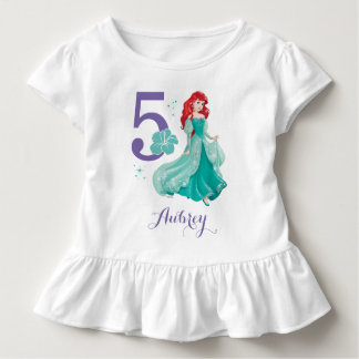 Disney Princess | Ariel Birthday Toddler T-shirt