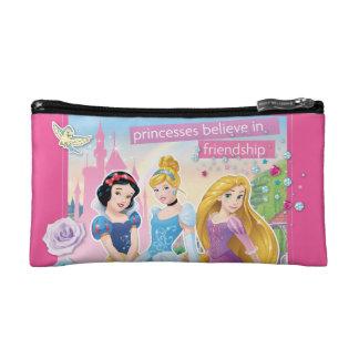 Disney Princess   Believe in Friendship Cosmetic Bags