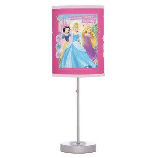 Disney Princess | Believe in Friendship Table Lamp