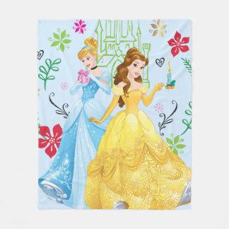 Disney Princess | Christmas Princesses Fleece Blanket