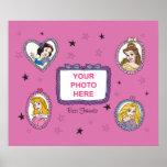 Disney Princess Customizable Poster Print