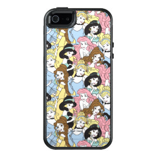 Disney Princess | Oversized Pattern OtterBox iPhone 5/5s/SE Case