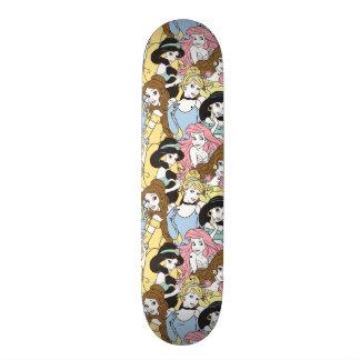Disney Princess | Oversized Pattern Skate Boards