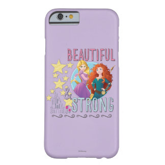 Disney Princess | Rapunzel and Merida Barely There iPhone 6 Case