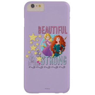 Disney Princess | Rapunzel and Merida Barely There iPhone 6 Plus Case