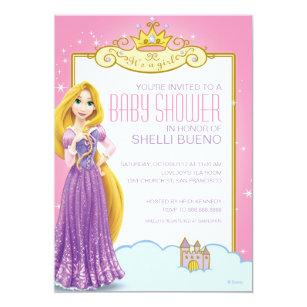 Rapunzel Invitations Announcements Zazzle Ca