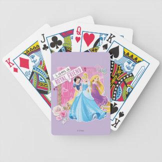 Disney Princess | Snow White, Cinderella, Rapunzel Poker Deck