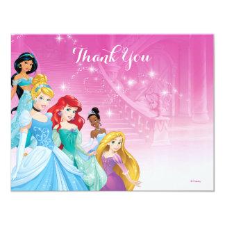 Disney Princess Thank You | Birthday Card