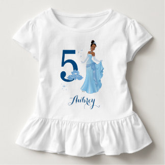 Disney Princess | Tiana Birthday Toddler T-shirt