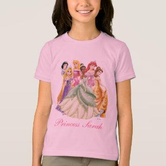 Disney Princess   Tiana Featured Center T-Shirt