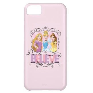 Disney Princesses | Dare To Believe Case For iPhone 5C