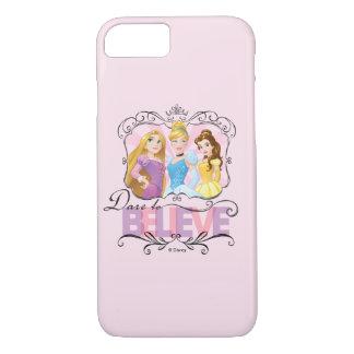 Disney Princesses | Dare To Believe iPhone 7 Case