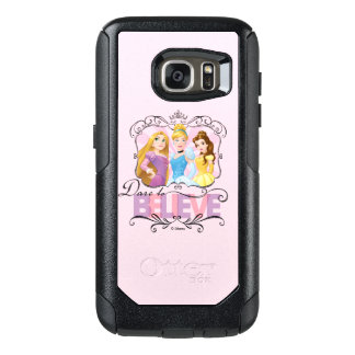 Disney Princesses | Dare To Believe OtterBox Samsung Galaxy S7 Case